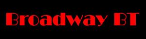Broadway шрифт