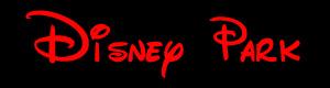 Disney Park шрифт