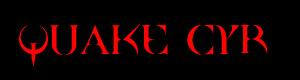 Quake шрифт
