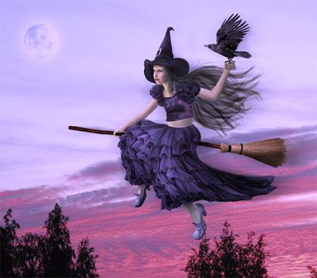 Даша-ведьмочка