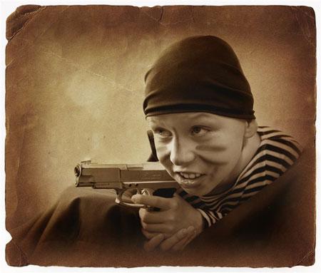 """""""Играют мальчики в войну..."""""""