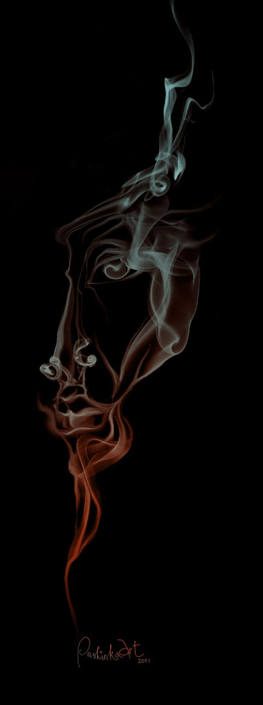 Пушинка работа 2