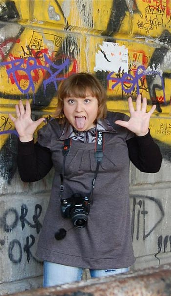 Umniks - победительница фотоконкурса Где ты моя половинка
