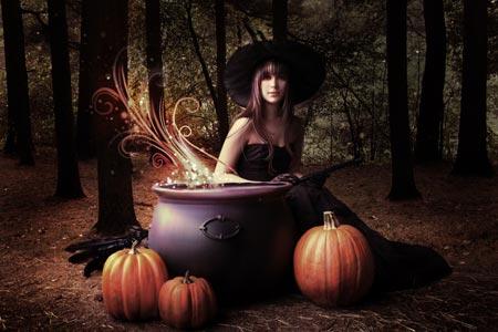 Конкурс по Фотошопу Хэллоуин