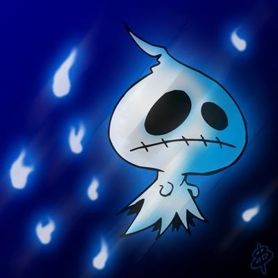 Мини-конкурс рисунка Нашествие призраков