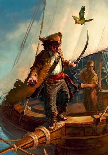 Турнир Пираты Карибского моря. Сундук мертвеца