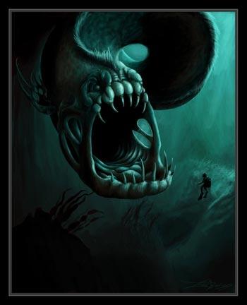 Конкурс рисунка Корпорация монстров
