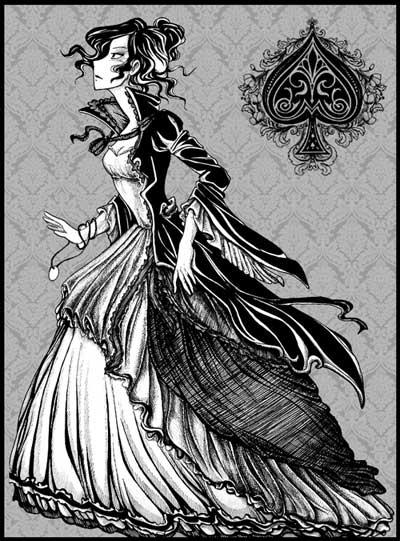 Конкурс рисунка Черно-белое