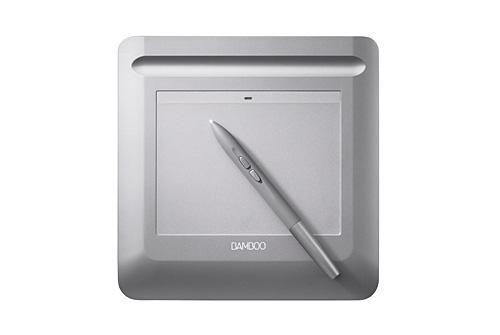графический планшет от компании Wacom Bamboo One