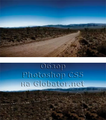 Photoshop CS5 инструменты