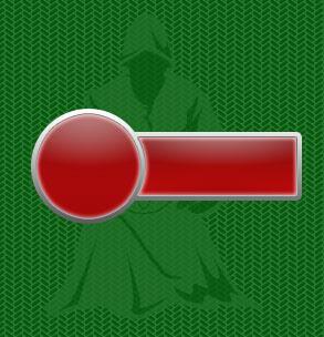 Кнопки для сайта в Photoshop