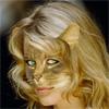 Урок Photoshop девушка-кошка фотомонтаж