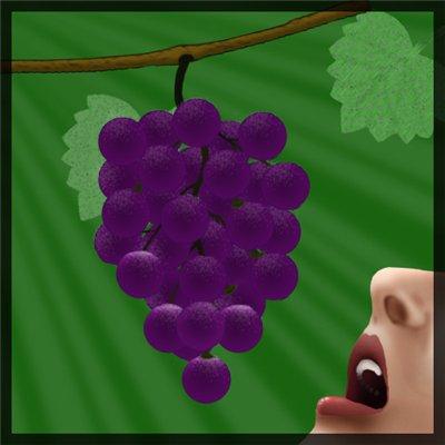 финальное изображение виногданой лозы