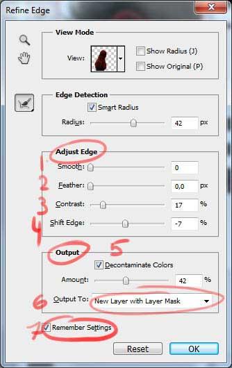 Как вырезать объект в Фотошоп CS5