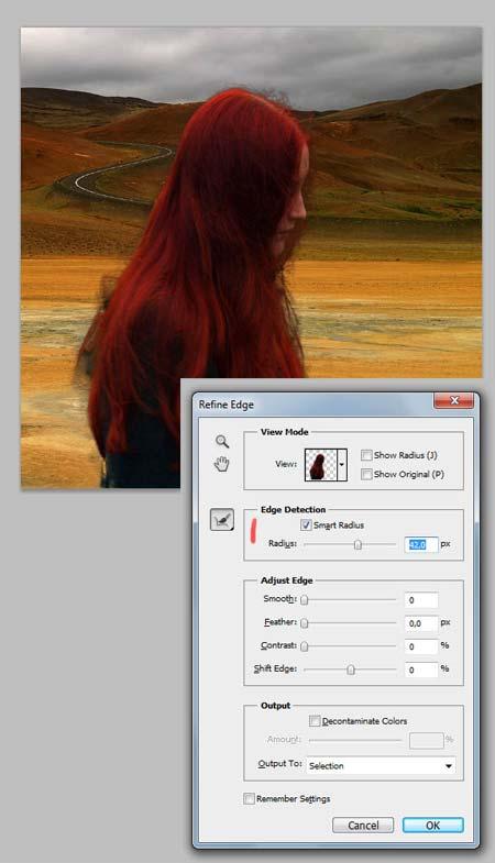 Как вырезать объект в Adobe Photoshop