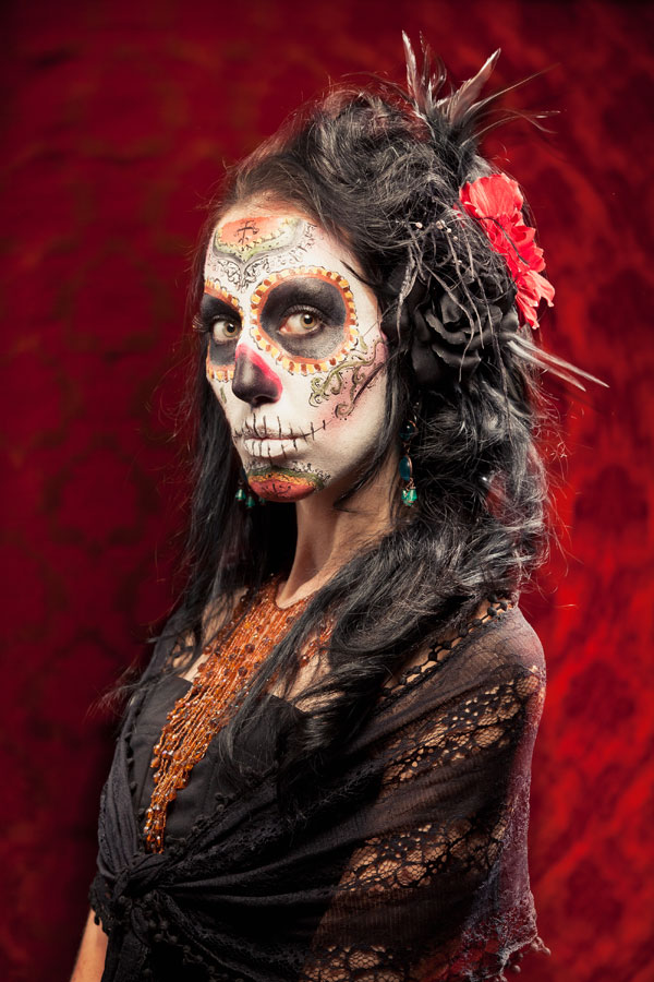 видео уроки хэллоуин в фотошоп