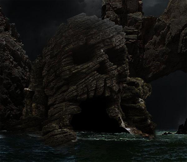 Жуткая пещера в море. Часть 1