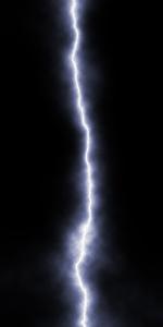 Молния в фотошопе 3