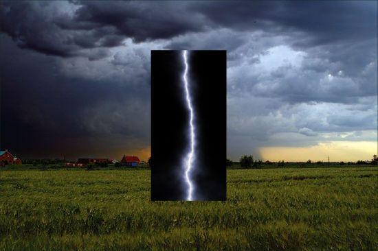 Молния в фотошопе 4