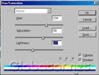 Автотюнинг в Adobe Photoshop 7