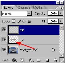 Автотюнинг в Adobe Photoshop: карбоновый капот 17