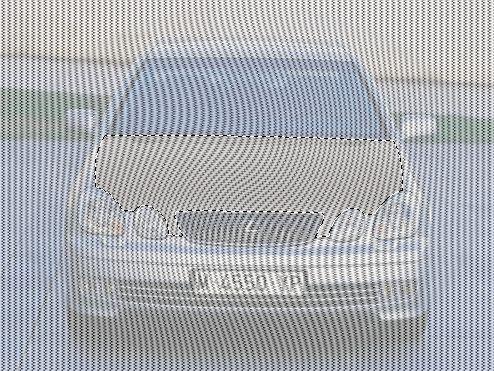 Автотюнинг в Adobe Photoshop: карбоновый капот 18