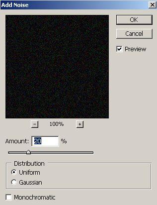 Звездные бабочки в Adobe Photoshop 2