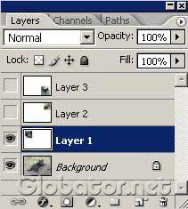 Создаем коллаж в Adobe Photoshop 2
