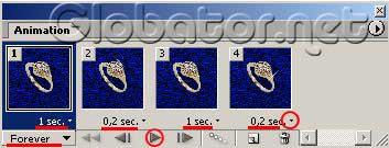 Блеск драгоценностей в Adobe Photoshop 14