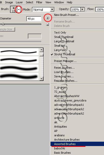 Блеск драгоценностей в Adobe Photoshop 3