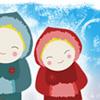 Зима-морозные узоры на стекле